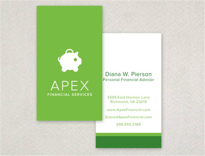 Business cards bc simple green business cards colourmoves