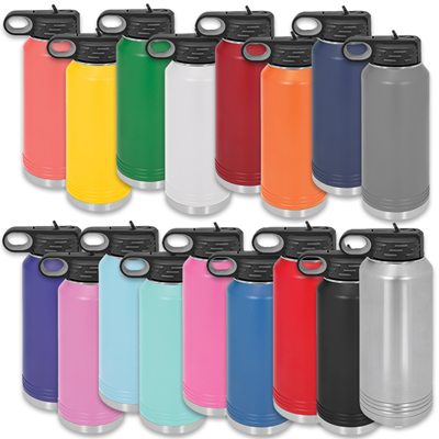 Polar Camel Stainless Steel Water Bottle 32oz