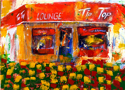 Tip Top Lounge 36x24